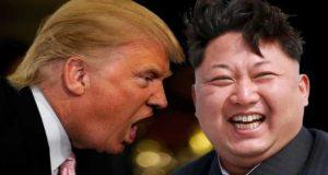 """ترامب يتوعد كوريا الشمالية بـ""""النار والغضب"""".."""