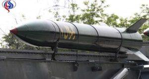 صاروخ زلزال 1 يستهدف مرتزقة تحالف العدوان في ميدي