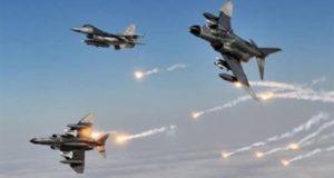 طيران تحالف بني سعود