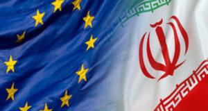 إيران و الاتحاد الأوروبي