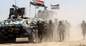 العمليات المشتركة العراقية
