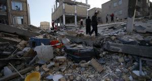 زلزال كرمانشاه 1