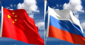 روسيا-الصين